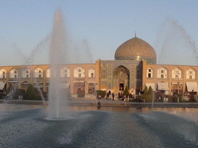 Panoramas of Iran