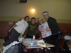 team Adamantium - Clayton, Ian, Jude and Troye