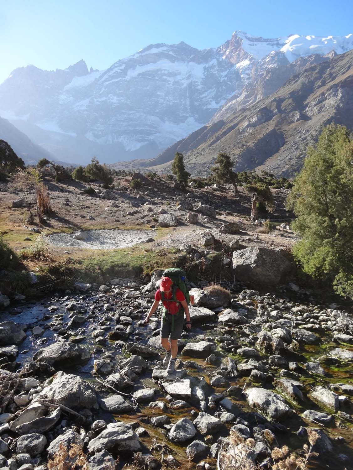 day 2, on our way to the start of the Alauddin pass