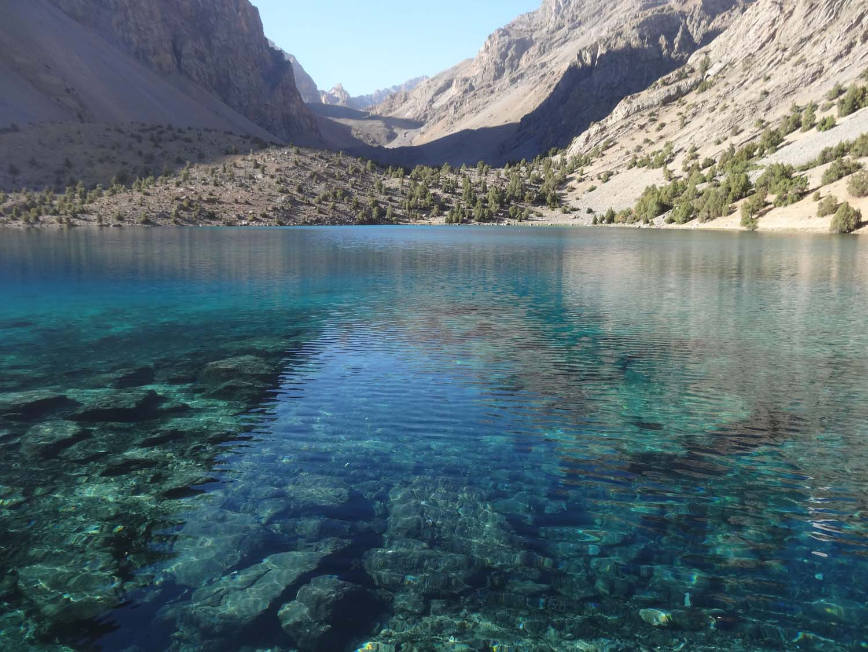 Alauddin Lakes, spectacular colours - just amazing