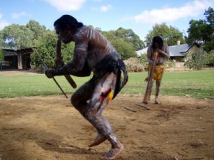 aboriginal music and  dancing