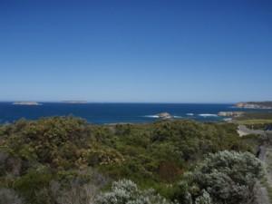 more coast line