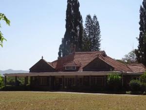 Karen Blixen's old homestead