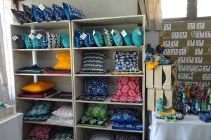 the mabinti shop - they always have a good sselection of colourful cushions and children's toys