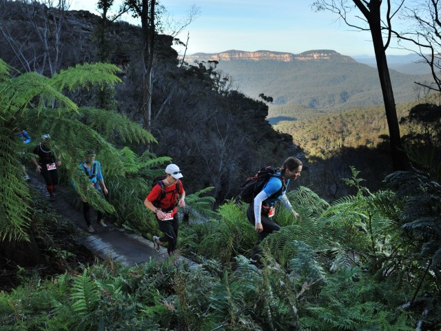 the North Face 100 – Blue Mountains 2012