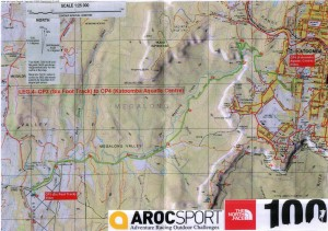 leg 4 - Six Foot Track to Katoomba Aquatic Centre (CP 4)
