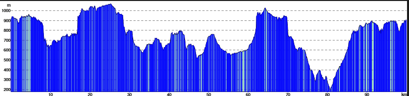 the north face 100 profile of 2012