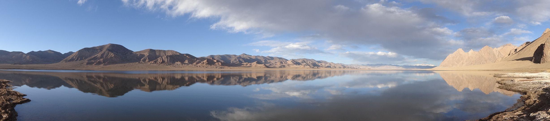 Tajikistan – Shor-kul lake