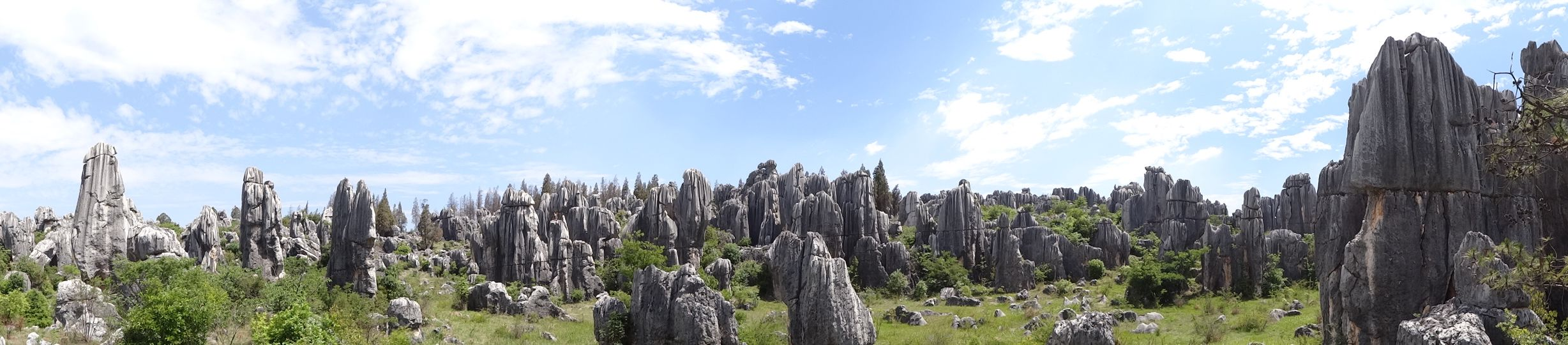 Shilin Stone Forest near Kunming