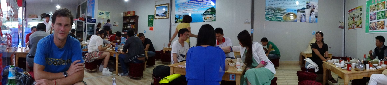 Restaurant in Kunming