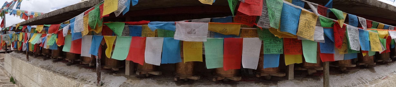 Monastery near Zongdian (Shangri-La)