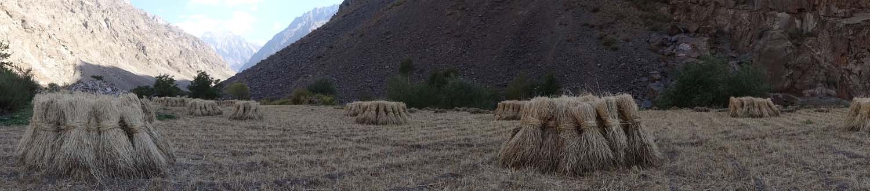 Tajikistan – Gisev Valley