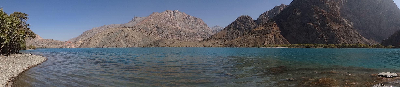 Tajikistan – Iskander Kul Lake