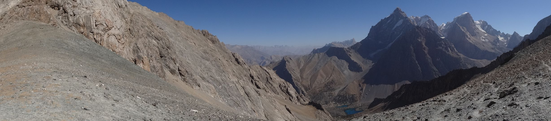 Tajikistan – Alauddin Pass