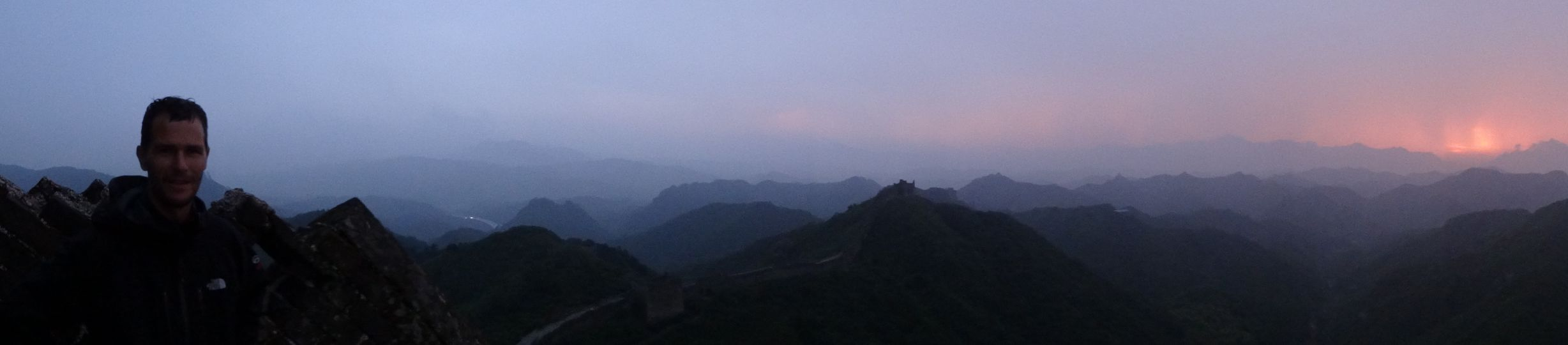 Great Wall at Jinshanling