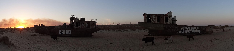 Uzbekistan – Aral Sea
