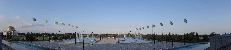 Turkmenistan – Ashgabat