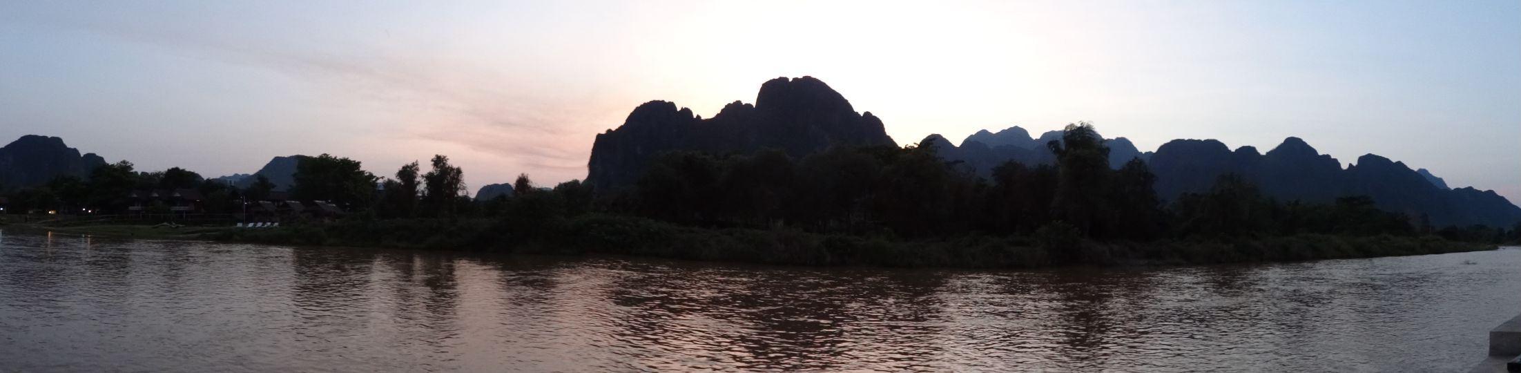 Laos - Van Vieng