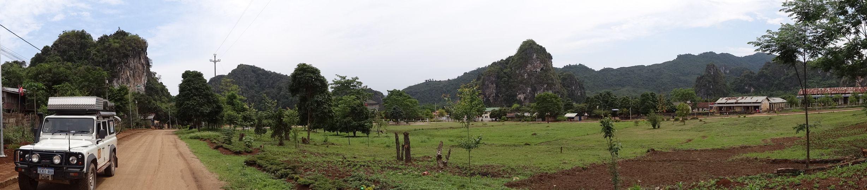Laos - Viengxai