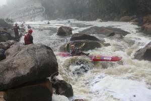 Jude at Emu Falls