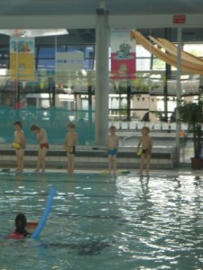 Niels about to jump in