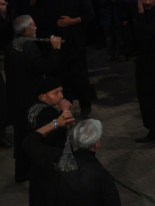 commemorating Imam Hoessein