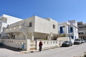 Tim and Martina's house (upper floor) in La Marsa