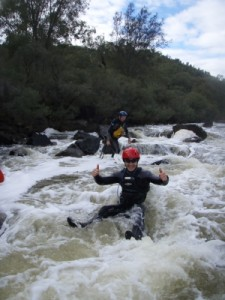 little rapids are great fun