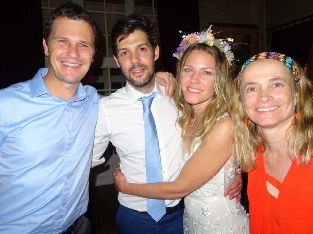 Bilingual wedding